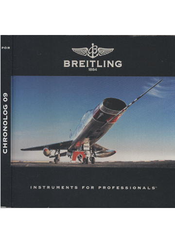 Chronolog 09 - Breitling - Instruments for Professionals