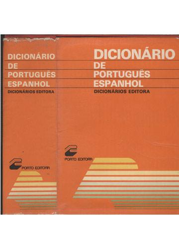 Dicionário de Português/Espanhol
