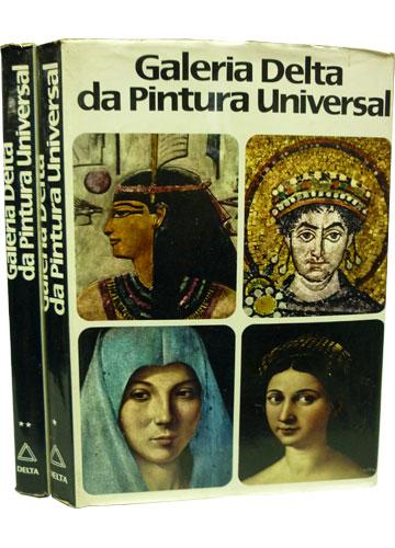 Galeria Delta de Pintura Universal - 2 Volumes