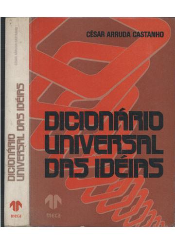 Dicionário Universal das Idéias
