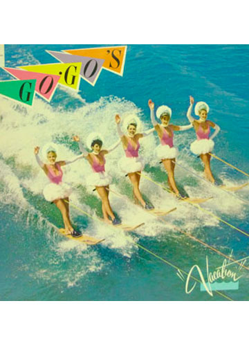 Go Go's - Vacation *Importado**