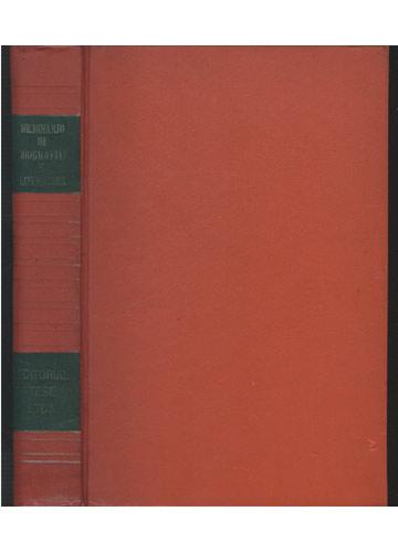 Dicionário de Biografias e Literatura