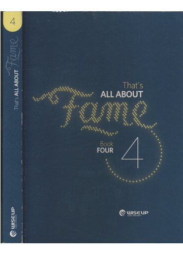That's All About Fame - Book 4