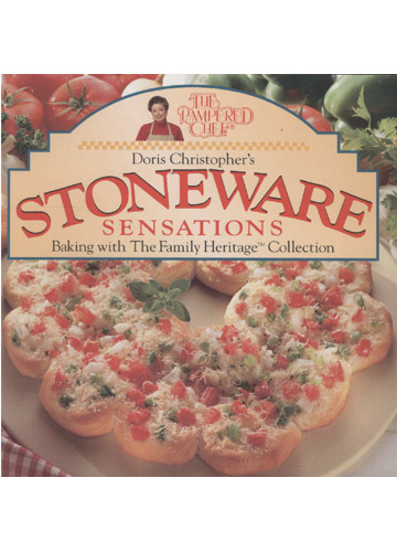 Stoneware  Sensations - Baking With The Family Heritage Collection