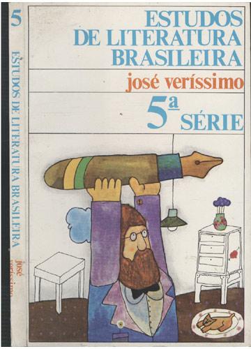 Estudos de Literatura Brasileira - 5ª Série
