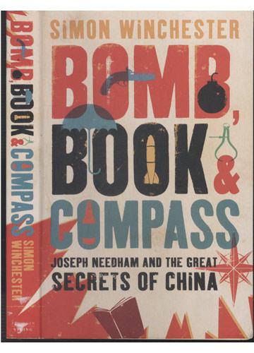 Bomb Book & Compass