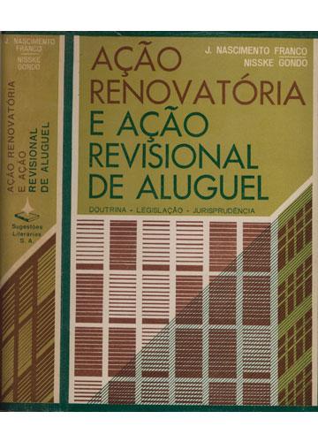 Ação Renovatória e Ação Revisional de Aluguel