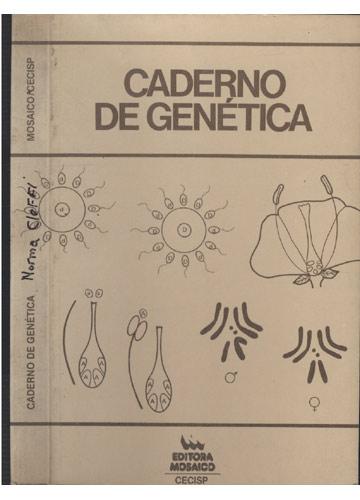 Caderno de Genética