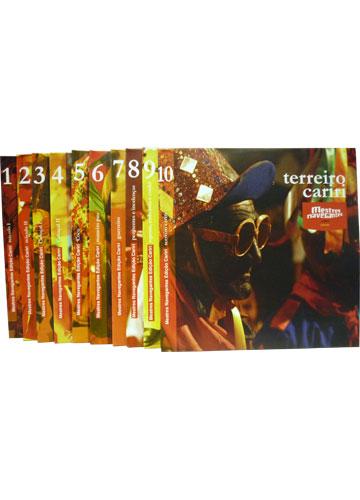 Mestres Navegantes - Edição Cariri *10 CD's*