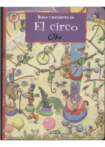 Busca y Encuentra en El Circo