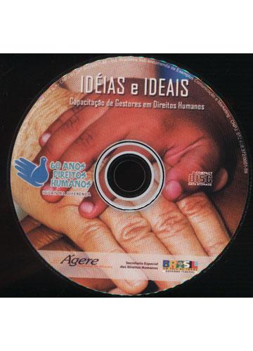 Idéias e Ideais - Com CD