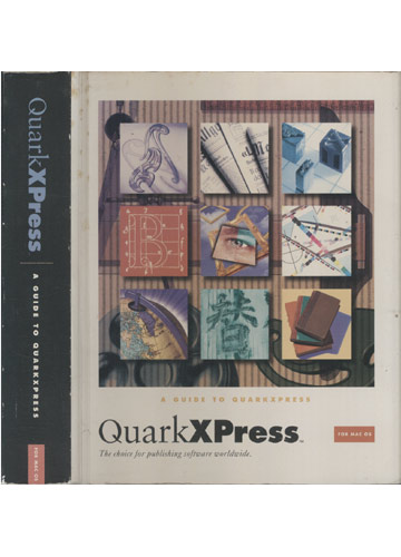 A Guide to QuarkXPress