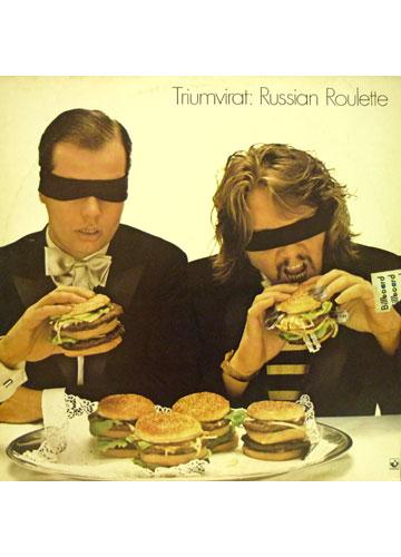 Triunvirat - Russian Roulette