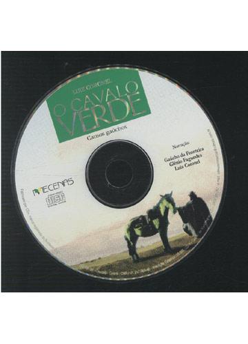 O Cavalo Verde - Com CD
