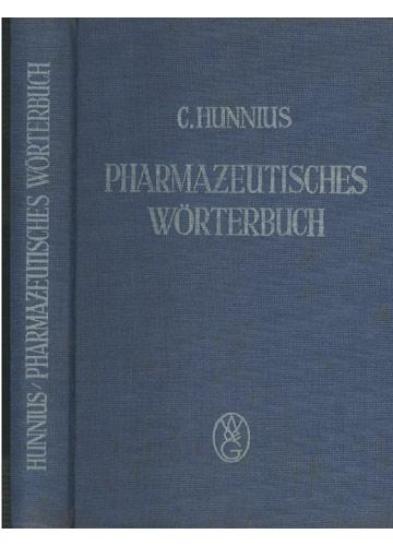 Pharmazeutisches Wörterbuch