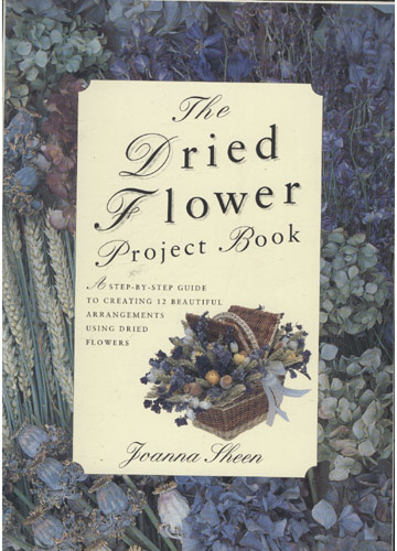 The Dried Flower - Project Book