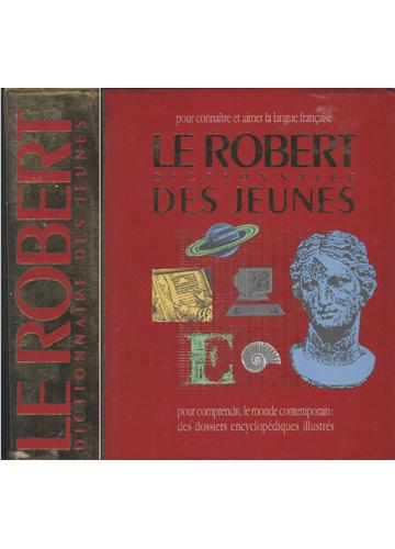 Le Robert Dictionnaire Des Jeunes