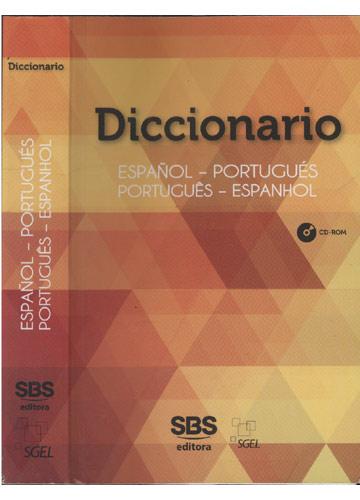 Diccionario - Español-Portugués / Português-Espanhol - Sem CD