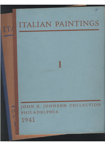 Italian Paintings - 2 Volumes