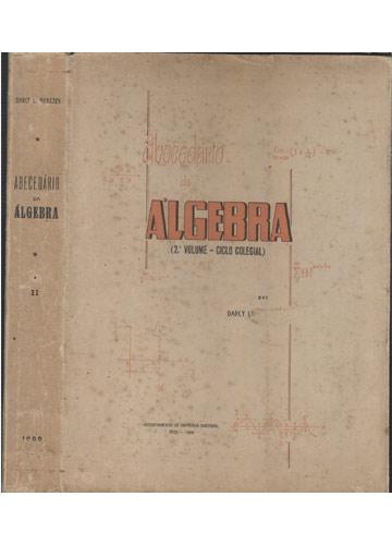 Abecedário da Álgebra - Volume II