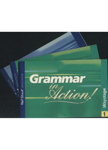 Grammar In Action - 3 Volumes