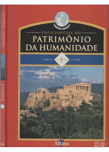 Enciclopédia do Patrimônio da Humanidade - Europa 1