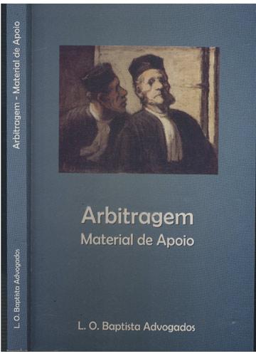 Arbitragem - Material de Apoio