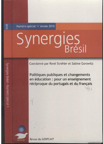Synergies Brésil - Numero Spécial 1 - Année 2010