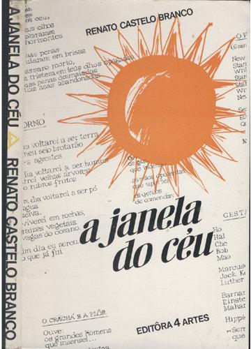 A Janela do Céu - com dedicatória do autor