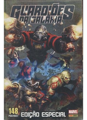 Guardiões da Galáxia - Edição Especial