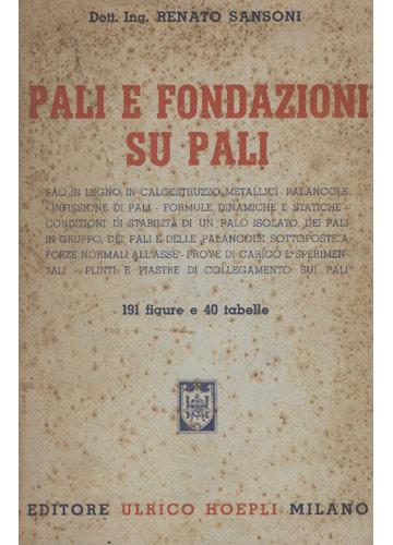 Pali e Fondazioni Su Pai - Com Plantas