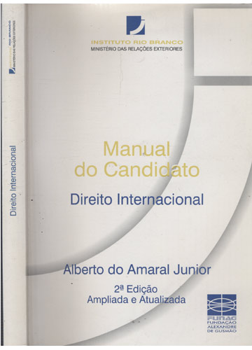 Direito Internacional - Manual do Candidato