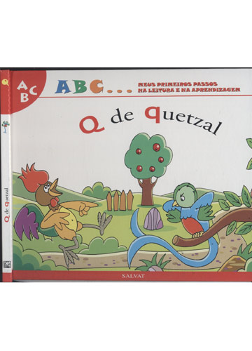 Q de Quetzal + Ficha de Atividades