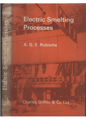 Electric Smelting Processes