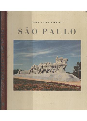 São Paulo - Álbum com Fotografias em Côres