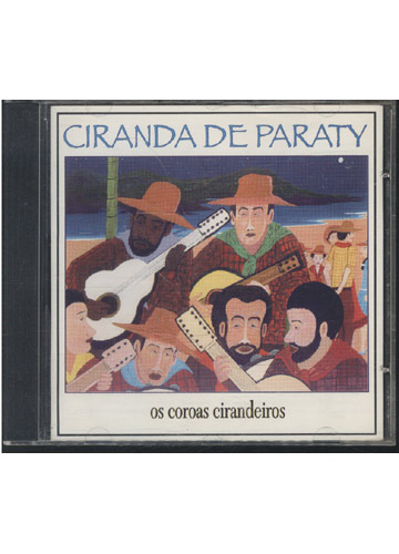 Os Coroas Cirandeiros - Ciranda de Paraty