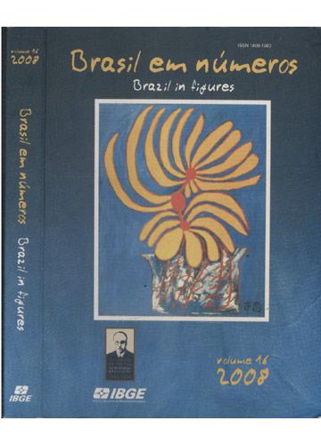 Brasil em Números - Brazil in Figures - volume 16 - 2008