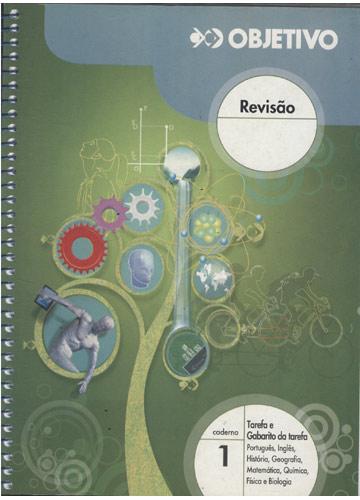 Objetivo - Revisão - Caderno 1