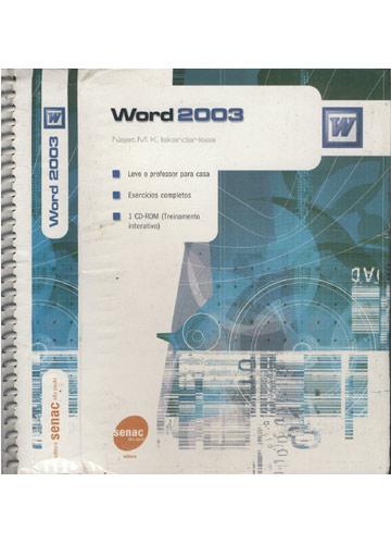 Word 2003 - Com CD