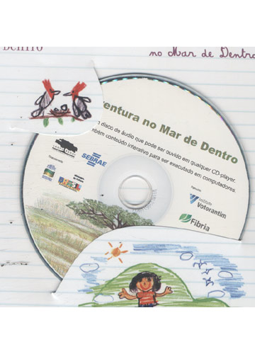 Aventura no Mar de Dentro - Com CD