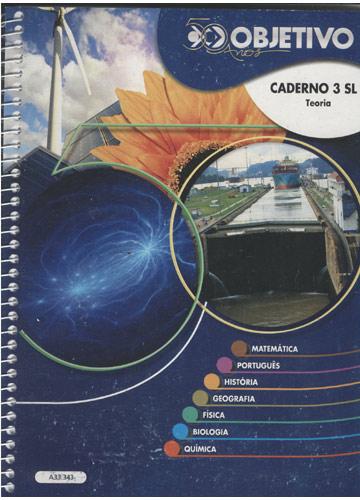 Objetivo - Caderno 3 SL - Teoria