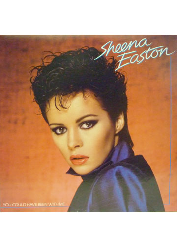 Sheena Easton - You Could Have Been With Me **Importado**
