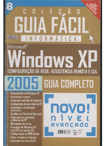 Coleção Guia Fácil Informatica - Windows XP