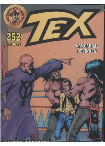 Tex em Cores - Nas Garras de Devindex