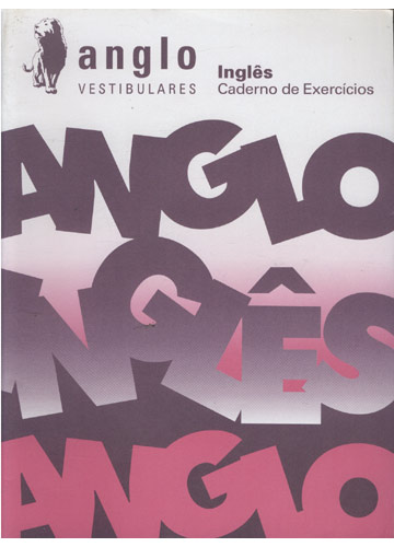 Anglo Vestibulares - Inglês - Caderno de Exercícios