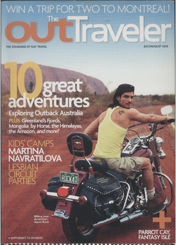 The Out Traveler - 2005 - N°.09 - 10 Great Adventure