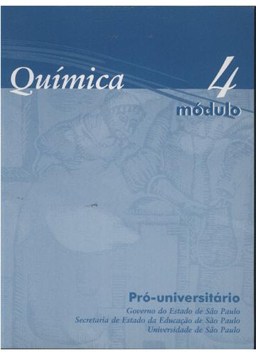 Química - Módulo 4 - Pró-Universitário