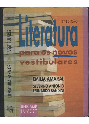 Literatura Para os Novos Vestibulares