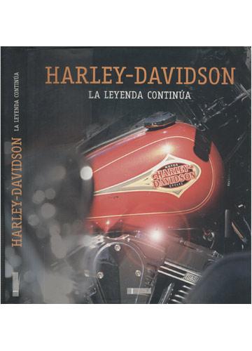 Harley-Davidson - La Leyenda Continúa