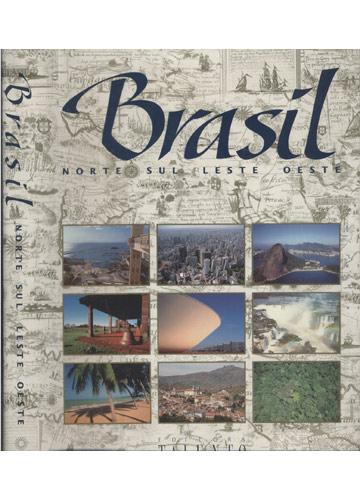 Brasil - Norte Sul Leste Oeste